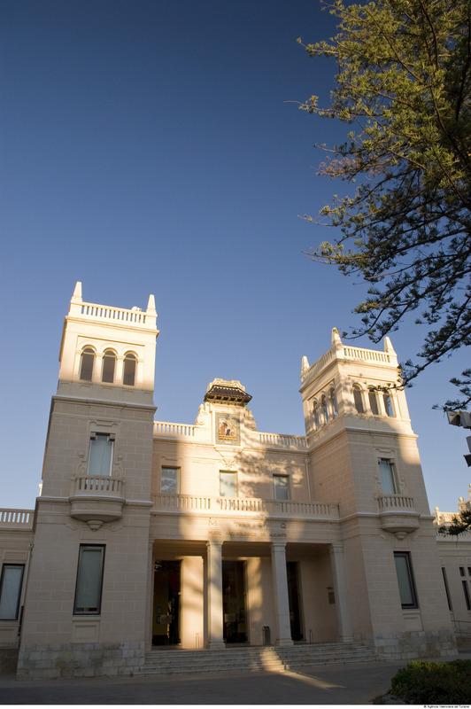 Vista general del Museo Arqueológico de Alicante alberga más de 81.000 piezas que muestran la riqueza de la historia de la Costa Blanca